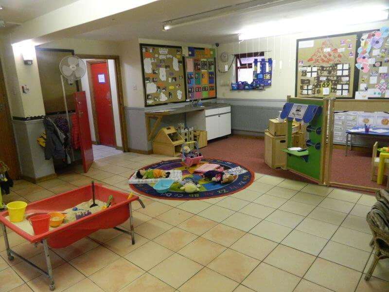 Bears room (Preschool)