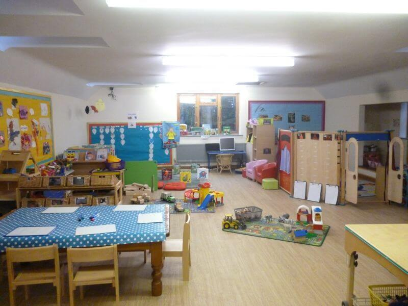 Cubs room (Preschool Term time)